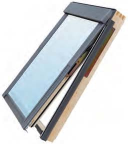 Keylite Fire Escape and Access Roof Window