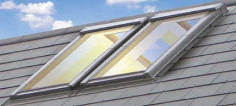 Keylite Ridge Roof Windows