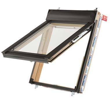 Keylite Top Hung / Fire Escape Roof Windows
