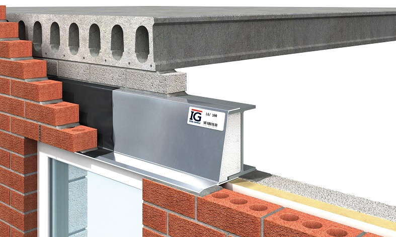 IG L6 Extreme Load Cavity Lintels