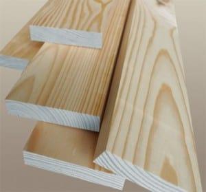 Planed Square Edge (PSE) Timber
