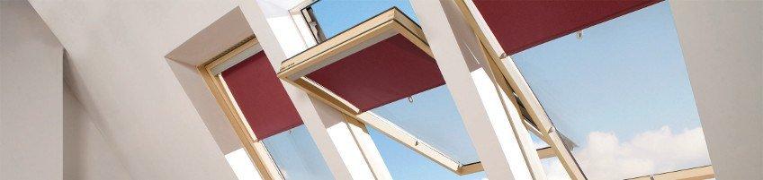 Fakro High Pivot Windows