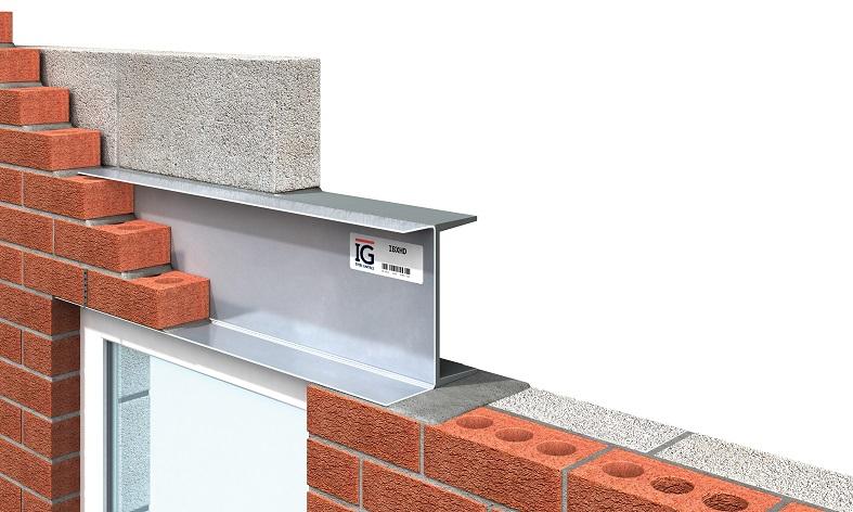 IG Solid Wall Lintels