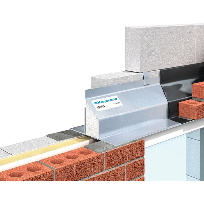 Keystone Cavity Wall - Thin Joint Lintels