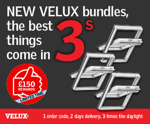 Velux Rewards with Condell Ltd.
