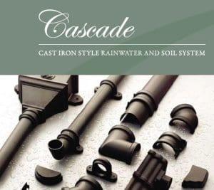 Cascade Cast Iron Style
