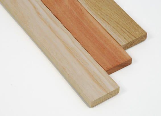 Hardwood Prepared Timber