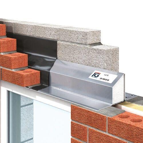 IG 130-150mm Cavity Wall Lintels
