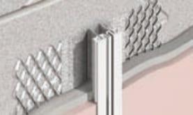 Catnic PVC-U Plasterers Beads