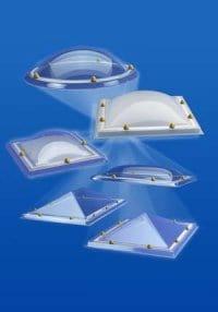 Whitesales Em-Dome Rooflights