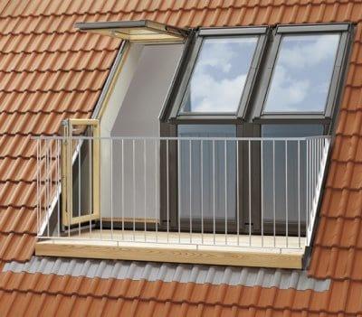 VELUX Roof Terraces